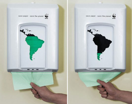 Save paper Save the Planet