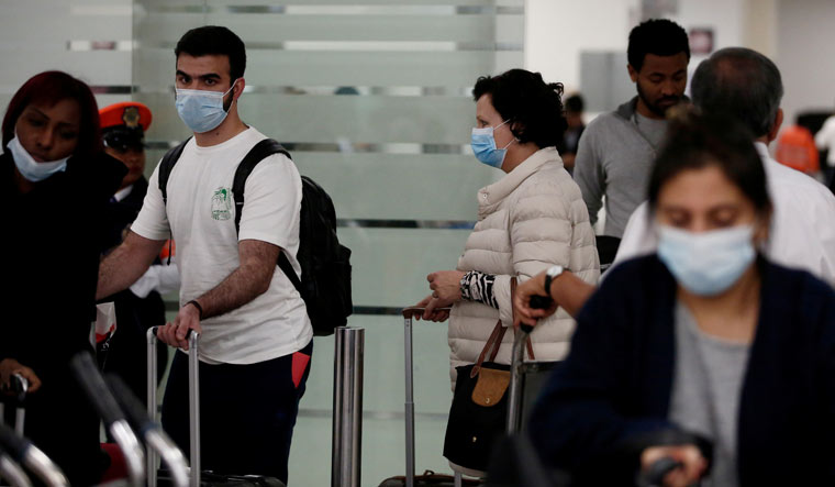 Countries Restricting Travel To and From India