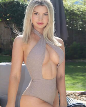 Lucy Robson swimsuit hollywood
